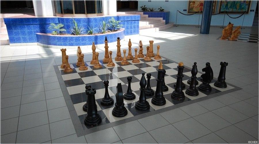 Шахматный город Сити Чесс