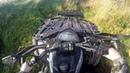 Покатушка на квадроцикле/Встреча с водичкой
