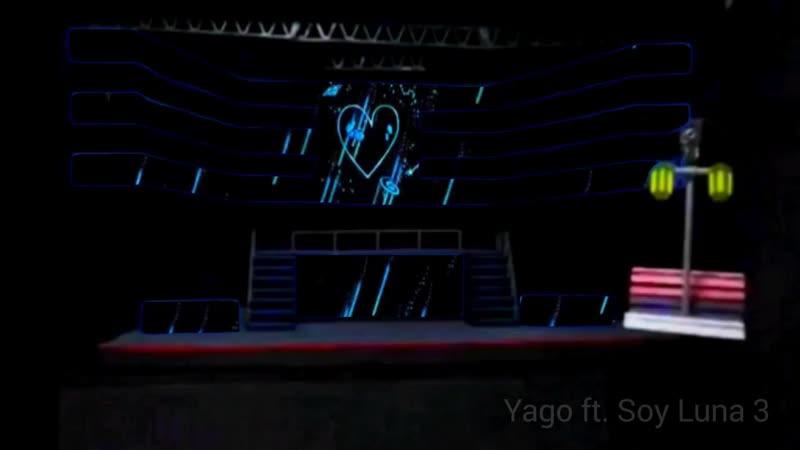 Soy Luna En Vivo - Quedate _ DVD Luna Park (En Maqueta) Gira Despedida