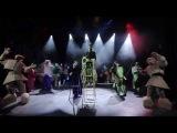 Костюмы к опере «Победа над солнцем» по эскизам Казимира Малевича
