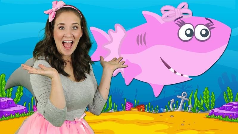 Baby Shark Kids Songs and Nursery Rhymes Animal Songs from Bounce Patrol
