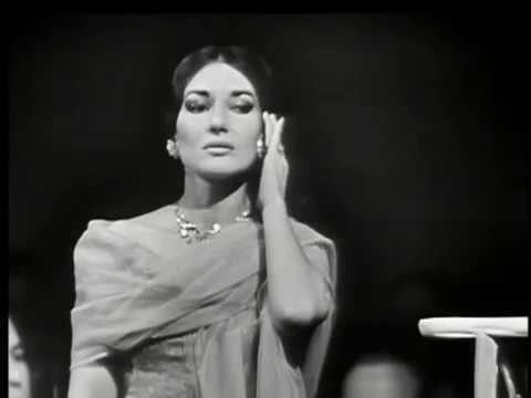 Bellini - Il Pirata - Oh! s'io potessi... Col sorriso - Maria Callas - Subtítulos en Italiano