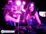 DJ Dolls (girls russian DJ duet) on the mix part 1 @ Gold&Platinum (Switzerland) 26.02.2010