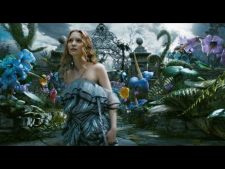 Алиса в стране чудес (2010, трейлер)