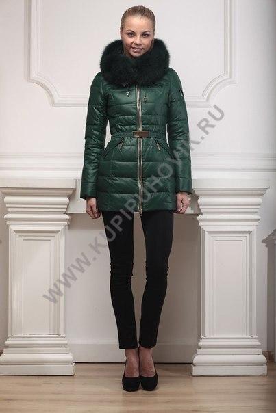 куртки и пуховики оптом от Валианли - производителя верхней жен