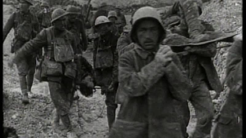 Первая мировая война 1914 - 1918 (6 серия).