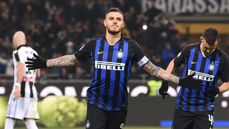 Inter-Udinese 1-0: gol e sintesi della partita