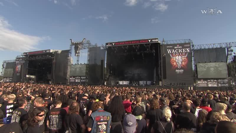 TESTAMENT - D.N.R. (Do Not Resuscitate) (Live At Wacken Open Air 2012) (vk.comafonya_drug)