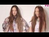 Кристал и Джессика [Сестры Чон] / (fx and SNSD) - Nylon Magazine,June(2014)