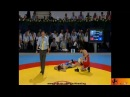 D.MARSAGISHVILI(GEO)-GBAEV(RUS) Final - 84 Kg Junior World Championship 2011 Bucarest