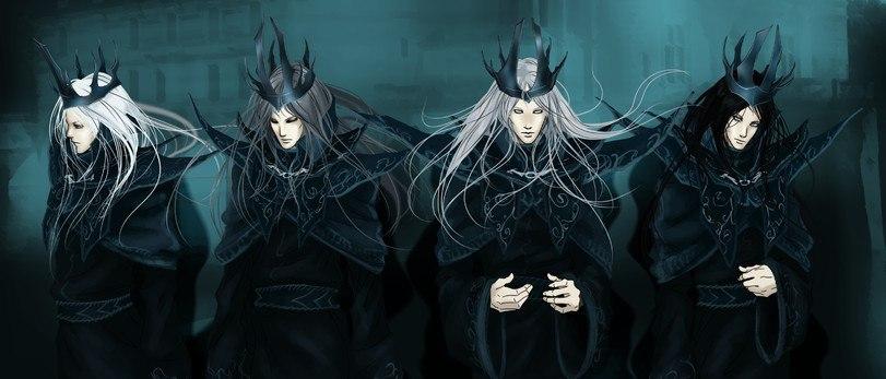Dark Souls fan-art Q19q24mwdAk