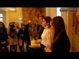Жена Порошенко не смогла прочесть Заповит Шевченко