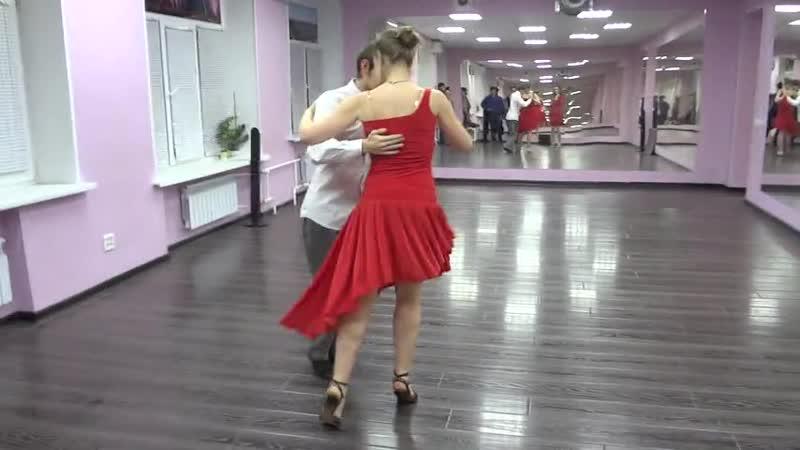 Танго с Лизой