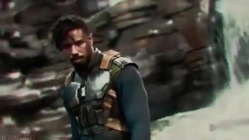 Erik Killmonger | Black Panther vine