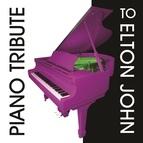 Piano Tribute Players альбом Piano Tribute to Elton John