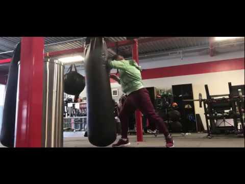 Alex Lee - UFC GYM - Training