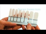 Incoco - Perfect French Manicure Tutorial - Nail Polish Strips