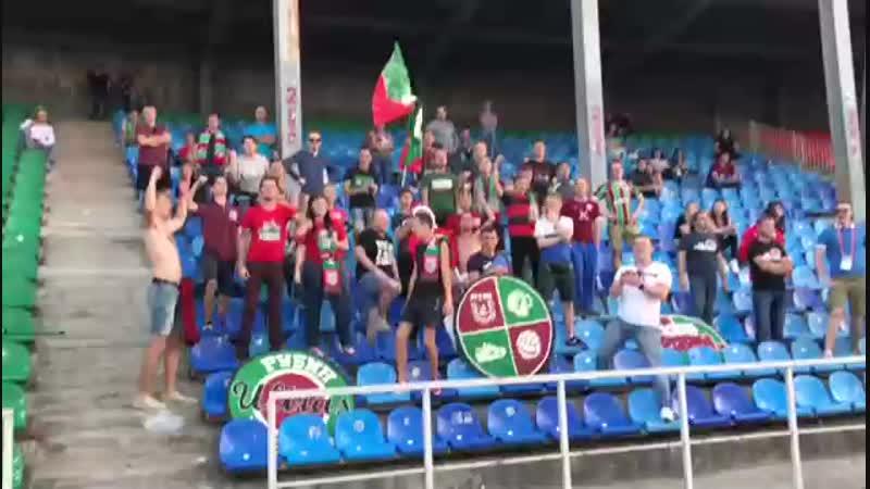 22.09.2018 Арсенал Тула-Рубин Казань