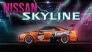Nissan Skyline Ниссан Скайлайн Тачка Эдди R34 Канал Absurd Drive