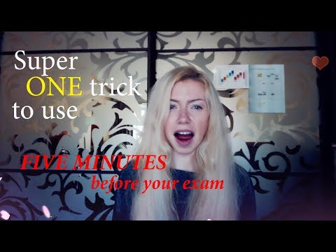 How to improve your score 5 mins before the exam | IELTS | FCE | CAE | CPE