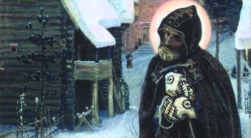 Духовный отец России Сергий Радонежский