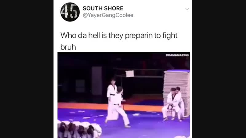 They're training for chunin exams i guess