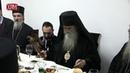 Митрополит Амфилохије гусла на ручку поводом прославе 1000 година Епархије призренске