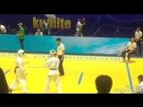 Asian open championship of kyokushinkai-kan karate