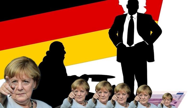 Angela Merkel - Auch 2019 noch eine Lüge!