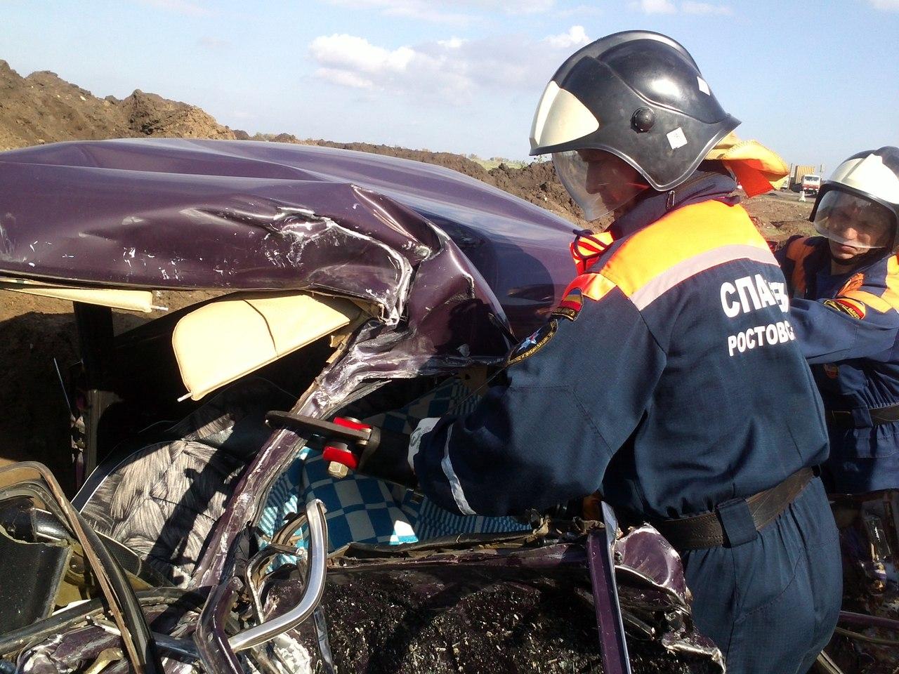 Одна изх самых страшных аварий за неделю, фото-1
