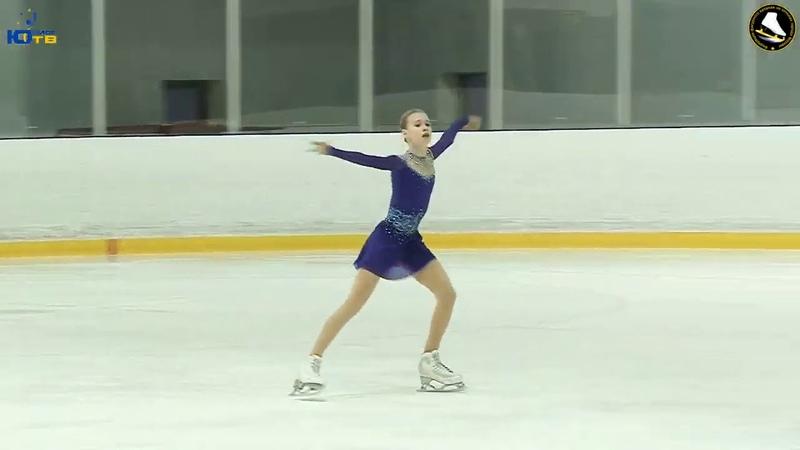 Майя Хромых (2006) ПП , КМС Кубок города Москвы