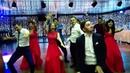 Танец подружек невесты и друзей жениха на свадьбе, они не знали что так смогут.Waiting For Love.