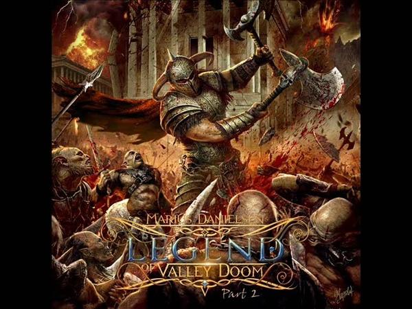 Marius Danielsens Legend of Valley Doom - Angel of Light [ft. Kiske Heiman]