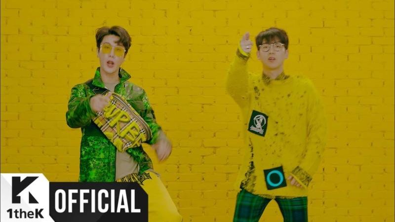 [MV] San E, Mad Clown(매드클라운) _ Butterfly(너랑나랑노랑) (Feat. BUMKEY(범키)) кфк