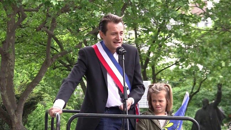 Alexandre Simonnot : Nous sommes là pour invoquer Jeanne d'arc.