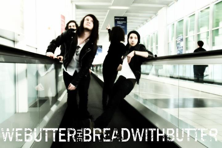 Новость от We Butter The Bread With Butter