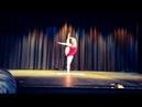 Lauren Kaye - Mid Atlantic Regional Yoga Asana Championships 1/17/15
