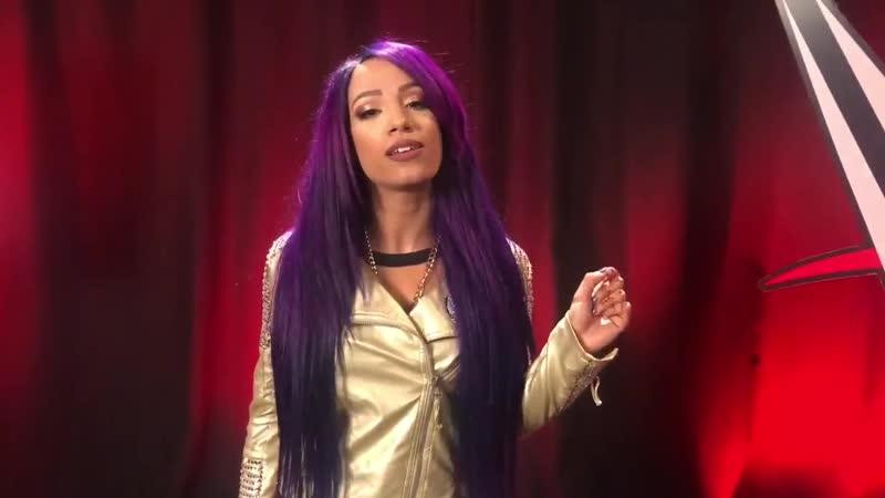 SBMKV Video WWE Workout with Sasha Banks