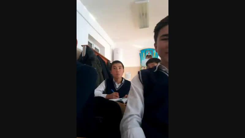 Baқdaulet Khan - Live