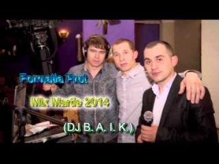 FORMATIA PRUT - MIX MARTIE 2014 (By DJ B. A. I. K.)