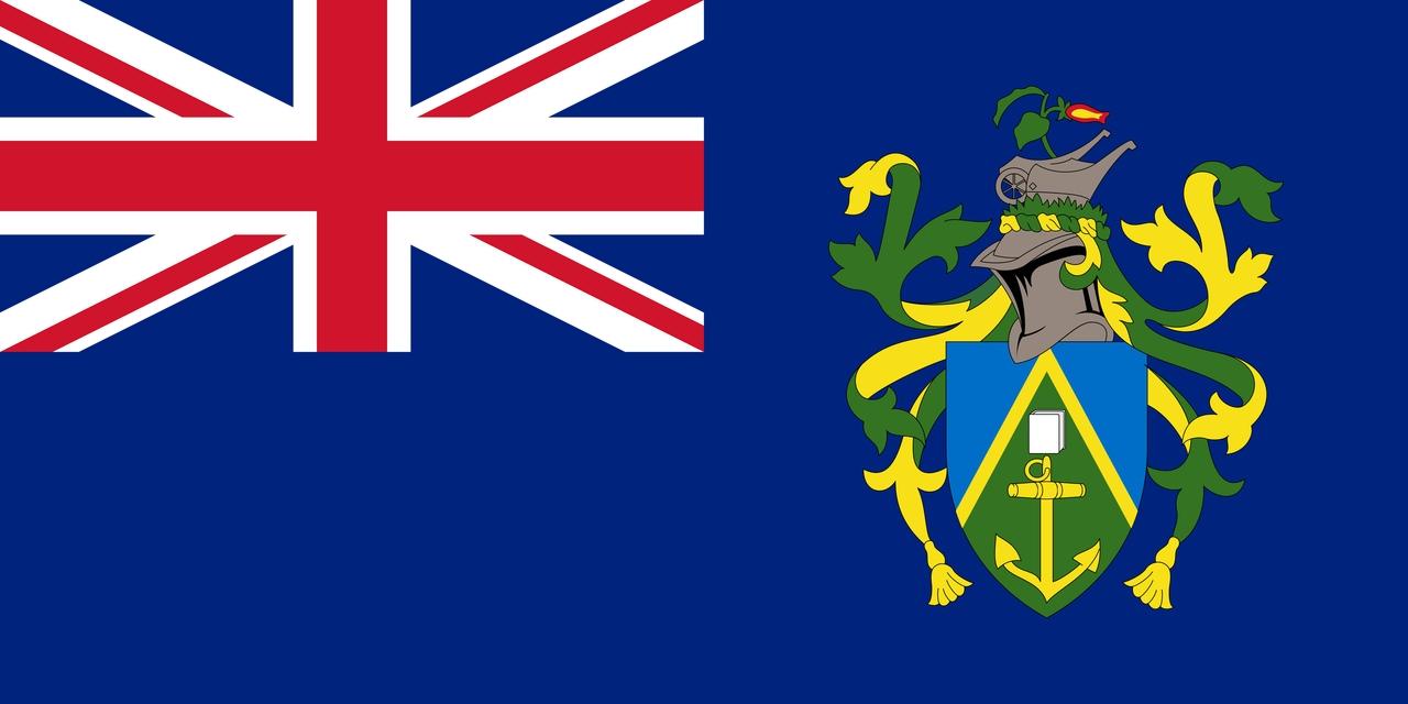 Флаг Питкерн