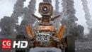 CGI 3D Animation Short Film HD Planet Unknown by Shawn Wang CGMeetup