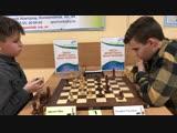 2019.01.12 (Б) Субботний рапид. Ефремов,Иван-Осетров,Дмитрий (1-0).