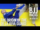 The Origin of the De la Riva Guard - BJJ Hacks TV Episode 8.2