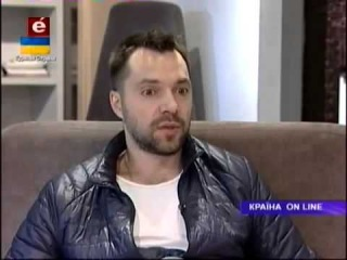 'Путину гарантировано военное поражение в Украине' ТВ Алексей Арестович 27 03 2014