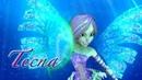 Winx Club Season 5 Tecna Sirenix Spells English