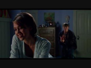 Джессика Альба (фрагмент из фильма Рука Убийца 1999)