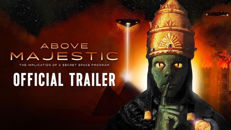 David Wilcock Stunning New Movie: Above Majestic -- Trailer