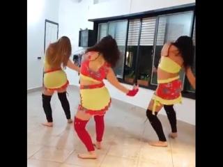 Belly dancer - leyla hassan