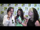 Robert Carlyle and Emilie De Raven talk season 4 of 'Once Upon a Time'